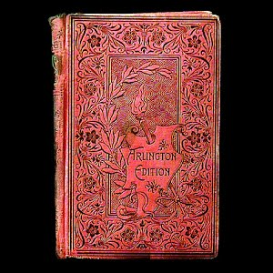 1893 The House of Seven Gables Book, Nathaniel Hawthorne