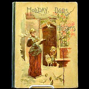 1889 Holiday Buds and Blossoms Book