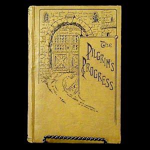 1883 The Pilgrims Progress Book, John Bunyan