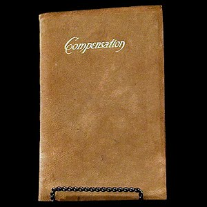 Compensation Book, Ralph Waldo Emerson