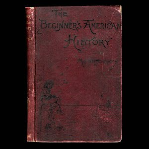 1896 Beginners American History, DH Montgomery