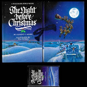 1988 The Night Before Christmas Pop Up Book