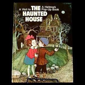 1987 A Visit to the Haunted House Pop Up Book