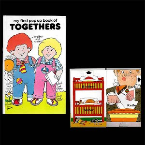 1984 My First Pop Up Book of Together