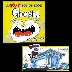 1993 Ghosts Pop Up Book