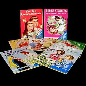 1949 Mary Jones First Religious Books For children
