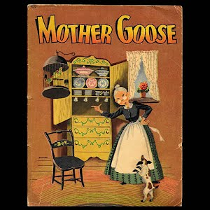 1946 Uncle Mother Goose Book