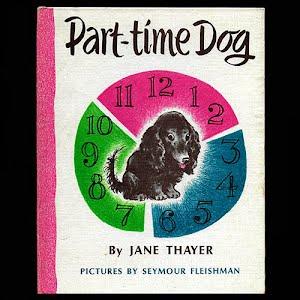 1965 Part Time Dog Children Book