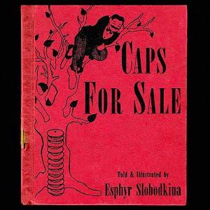 1940 Caps for Sale children book