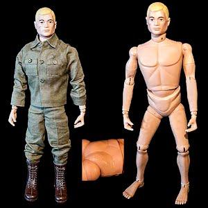 Vintage 1964 Original First GI Joe Doll with original clothes