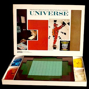 Vintage Universe Board Game