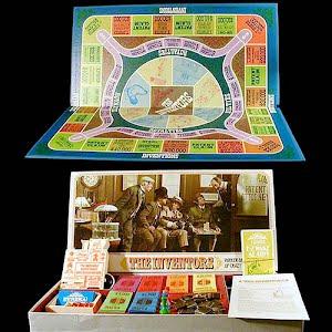Vintage The Inventors Board Game