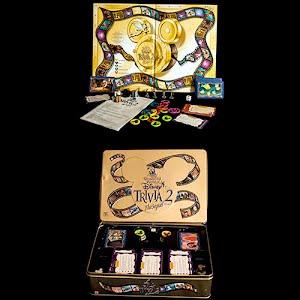 Vintage Disney Trivia Board Game