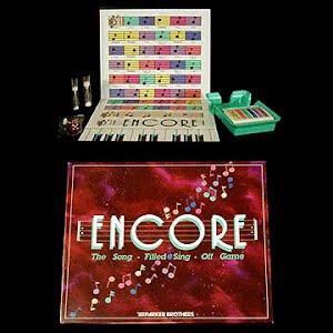 Vintage Encore Board Game