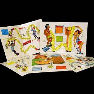 Educational Math Board Games
