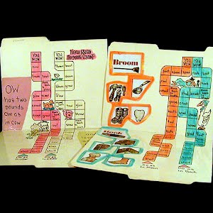 Educational Homemade Learning Board Games