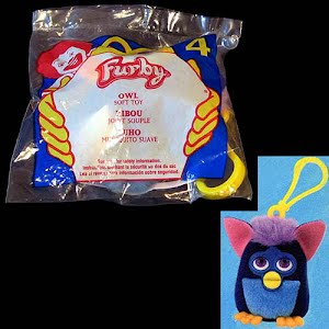 unopened Furby from McDonalds