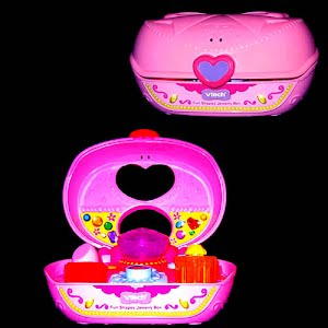 Musical Jewelry Box Toy
