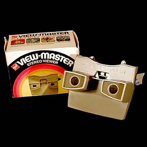 vintage GAF View Master Stereo Viewer 1969