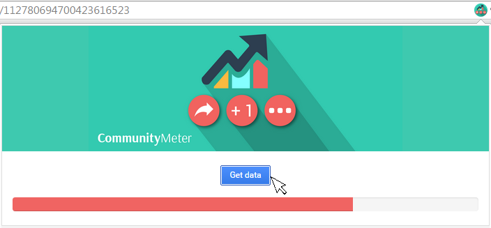 community meter gets community data
