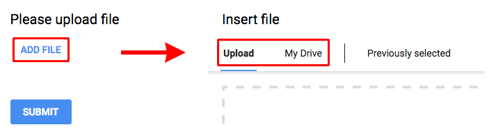 google forms  all you should know about the new file