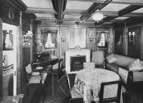 First Class Suites And Staterooms Test