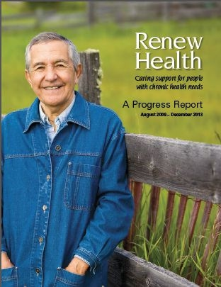 Renew Health Progress Report