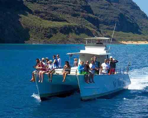 Kauai Boat Tours Richard Lowe Travel