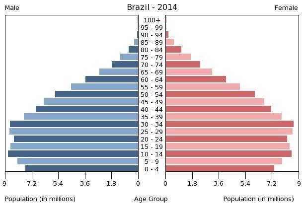 Chapter 2 Population Brazil