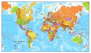 Worldmapgheight187width320 world map the relative location of norway is surrounded by other western countries like sweden finland the united kingdom ireland and denmark gumiabroncs Choice Image