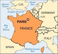 Political Geography - France