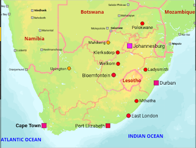 Urban Land Use   The Republic of South Africa