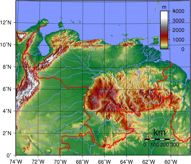 General Info Venezuela