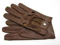 řidičské rukavice pro muže