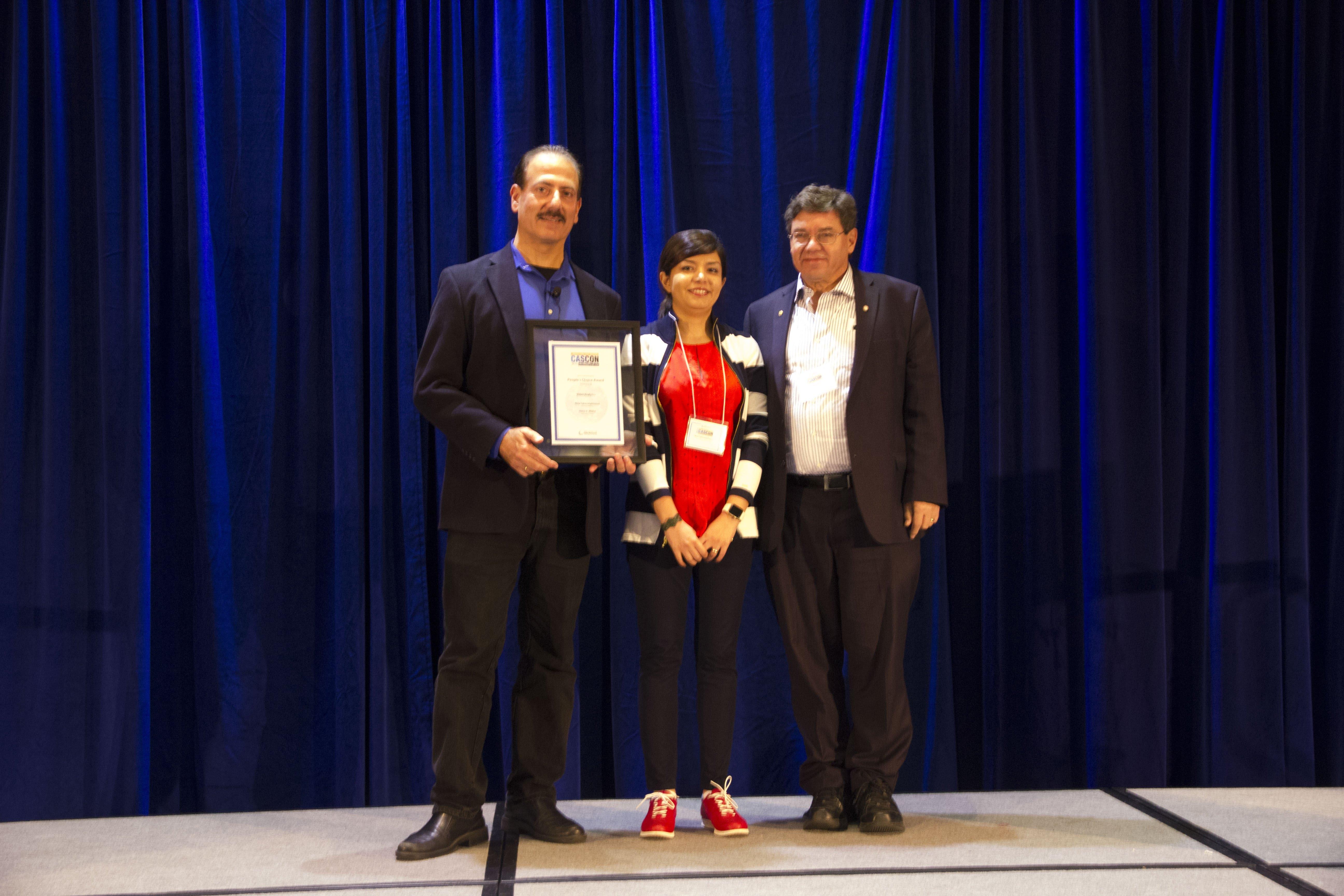 People's Choice Technology Showcase Award