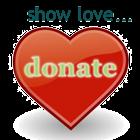 show love ... donate!