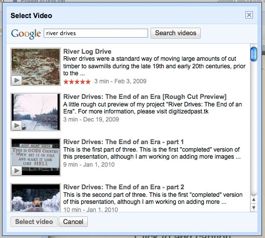 google docs presentation step by step