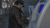 This is Aiden Pearce Hacking a ATM