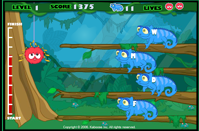 Slime Kids Com Typing Games