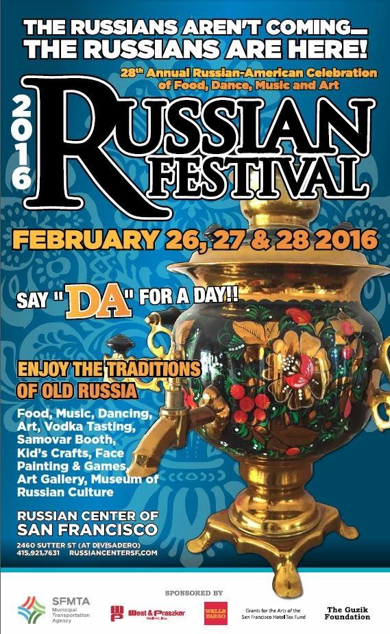 Russian Festival 2016