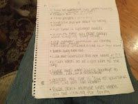 Wiz Notes Thursday