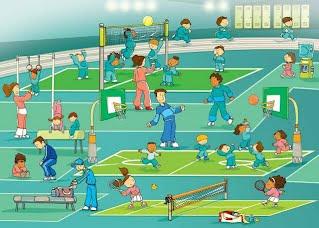Encuentro deportivo