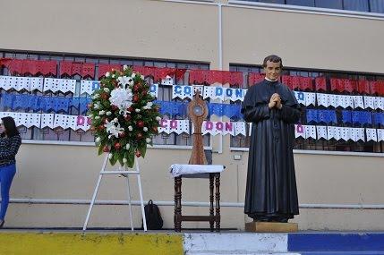 Visita de la Reliquia de Don Bosco