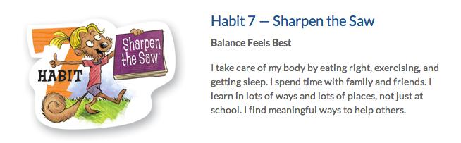 7 Habits for Happy Kids - DEVINE