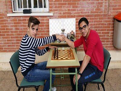 Torneo Ajedrez 2018