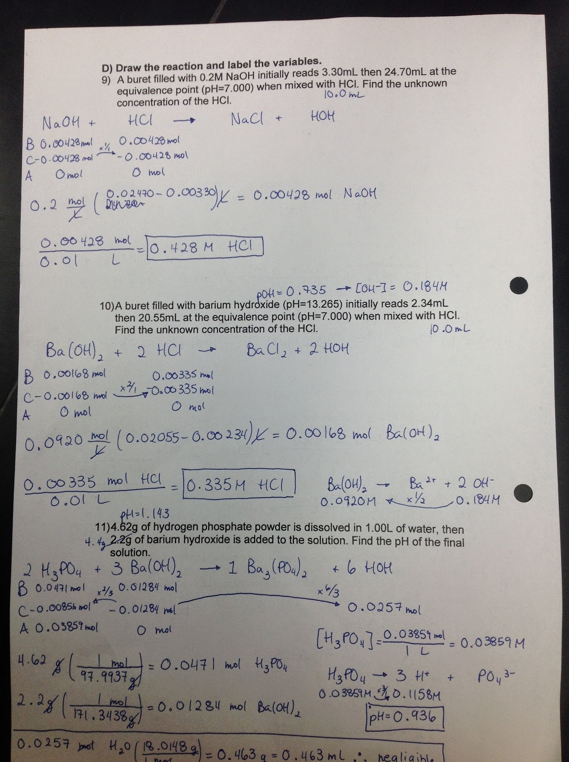 WS 2 page 2 Key pH Molarity and Titrationsjpg – Acid Base Titration Worksheet