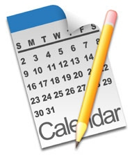 Important Monthly Dates