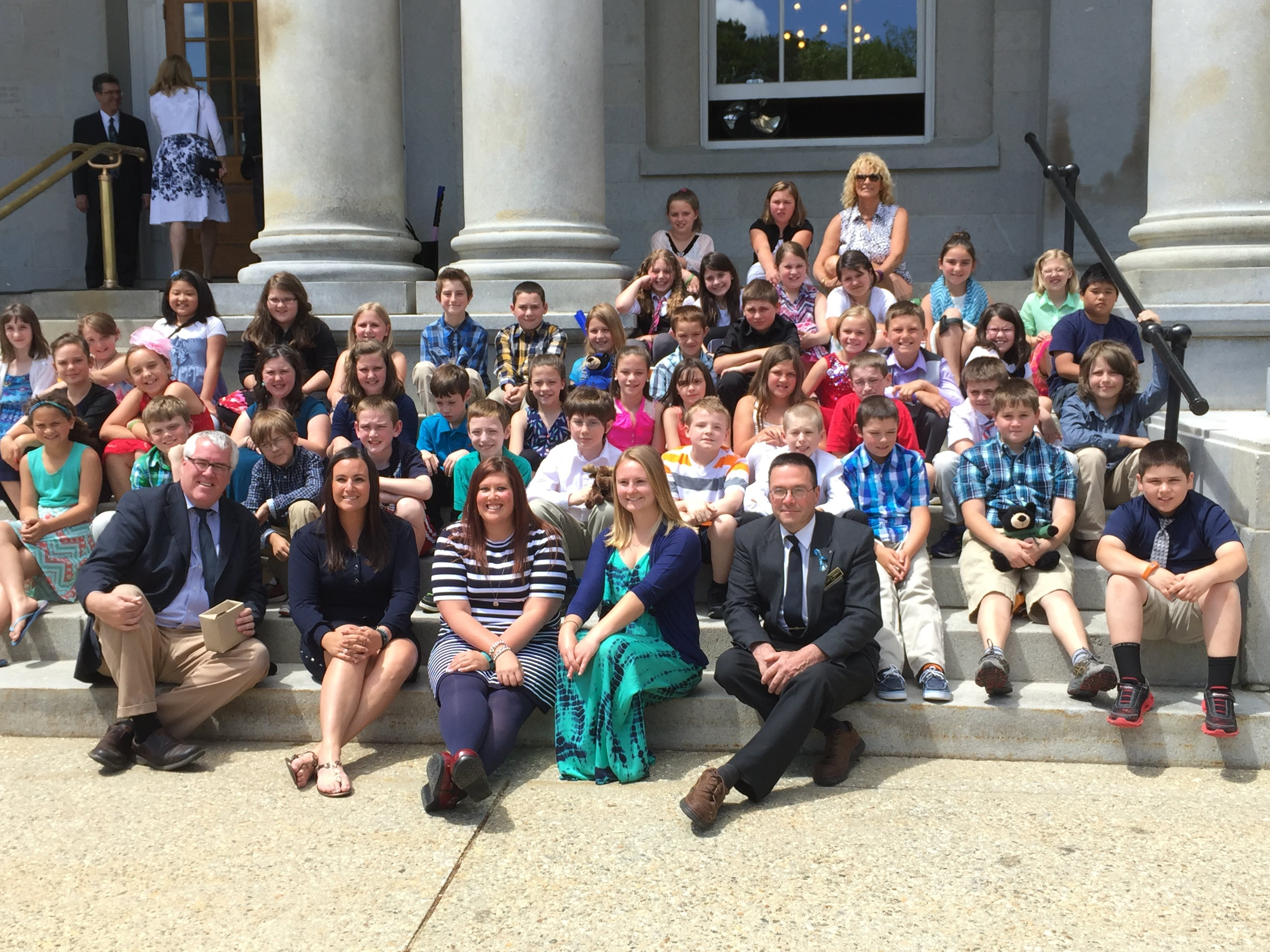 State House Field Trip