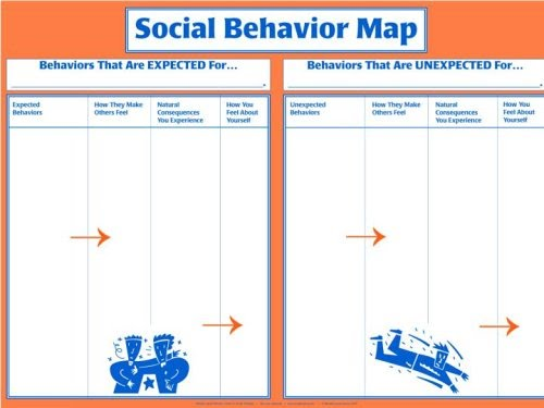 Social Behavior Mapping...what?? - Mrs. St. Hilaires School ...