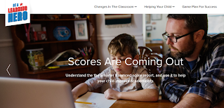 Be A Learning Hero: Parent resource designed for understanding the Smarter Balanced Assessment